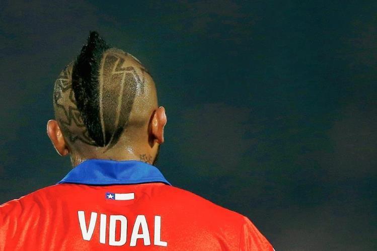 Arturo Vidal aún deberá de enfrentar a la justicia por insultar a la policía. (Foto Prensa Libre: EFE)