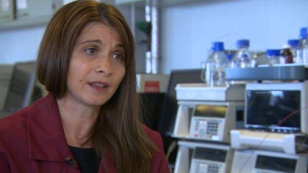 La científica Simona Francese quiere que el sistema se use en casos de violaciones o asesinatos.