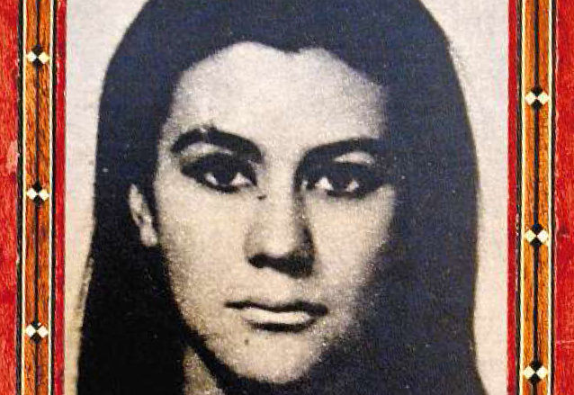 Retrato en vida de Rogelia Cruz Martínez. (Foto: Hemeroteca PL)
