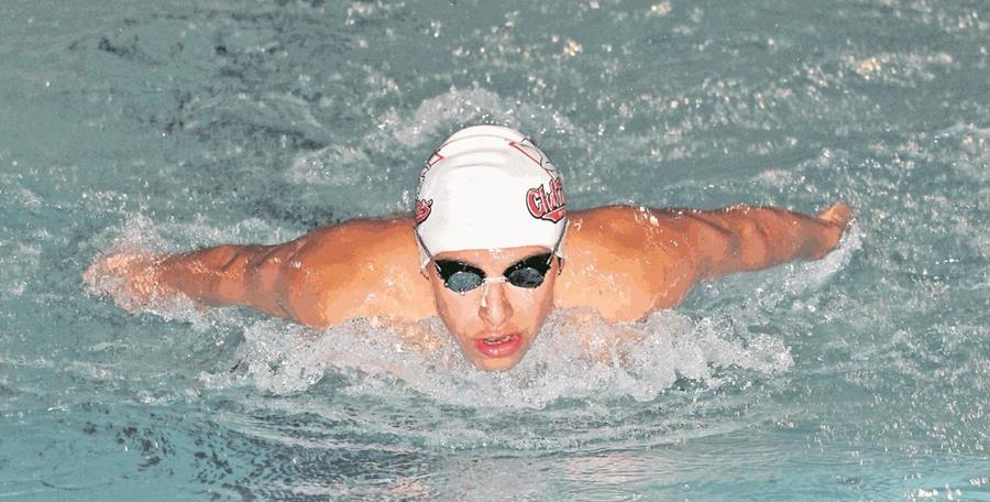 Emilio Ávila competirá en aguas abiertas. (Foto Hemeroteca PL).
