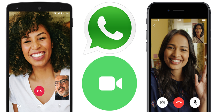 Todos los usuarios de Windows Phone, iOS y Android pueden realizar videollamadas a través de WhatsApp. La actualización está disponible de manera oficial en las respectivas tiendas de esas plataformas, sin costo alguno. (Foto: Hemeroteca PL).