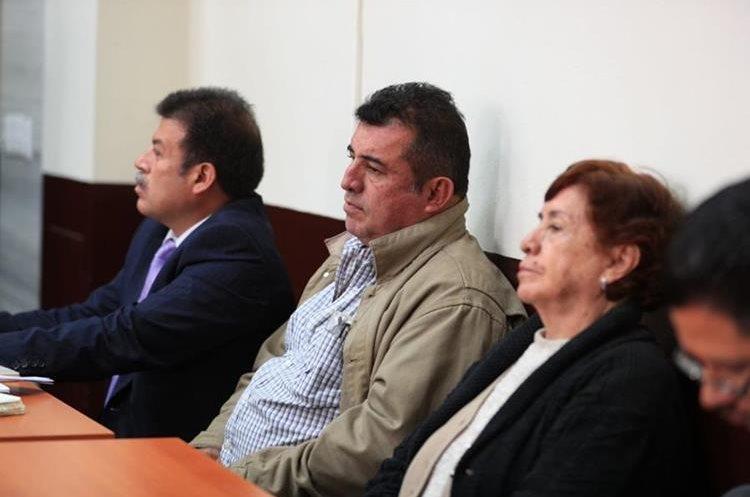 Primo y tía política serán querellantes adhesivos del caso contra Erick Melgar Padilla. (Foto Prensa Libre: Carlos Hernández)
