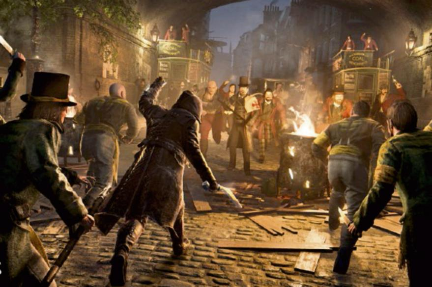 ¿Podrá el gamer sobrevivir y cumplir con las misiones?. (Foto Prensa Libre: Hemeroteca PL).
