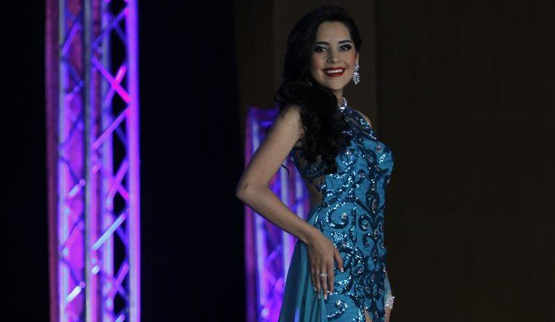 Todas recibieron talleres de modelaje, proyección en el escenario y postura. (Foto Prensa Libre: Paulo Raquec).