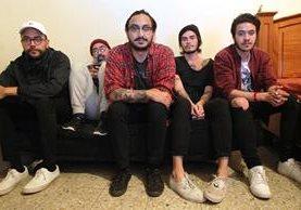 Easy Easy participará en abril en el Festival Vive Latino en la ciudad de México. (Foto Prensa Libre: Keneth Cruz)