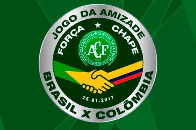 Brasil y Colombia jugarán un amistoso este miércoles a beneficio de las víctimas de la tragedia del Chapecoense. (Foto Prensa Libre: CBF)