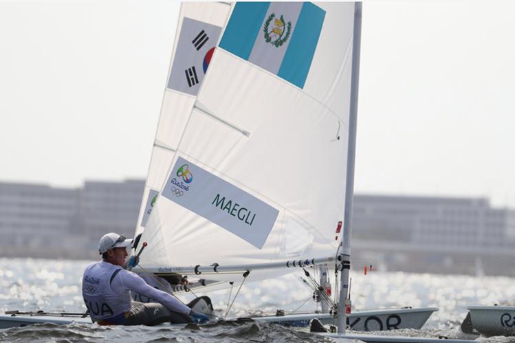 Juan Ignacio Maegli se ubicó sexto, a falta de las protestas, en el segundo día de competencias en Río de Janeiro. (Foto Prensa Libre: cortesía COG)