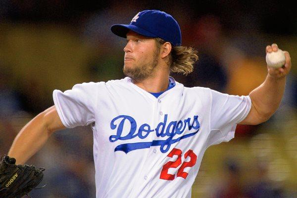 El abridor Clayton Kershaw tiene uno de los salarios más altos de la MLB: (Foto Prensa Libre: Hemeroteca PL).