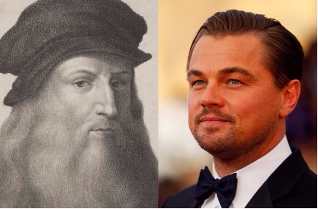 Leonardo Di Caprio será actor y productor de la nueva película biográfica de Leonardo Da Vinci (Foto Prensa Libe: Hemeroteca PL)