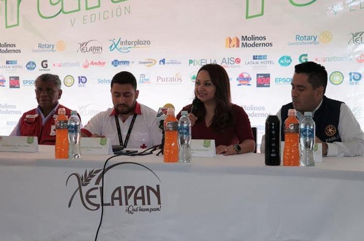 Para este año se entregará un kits de playera, medalla, y regalo de patrocinadores en la Expo que se hará un día antes. (Foto Prensa Libre: Raúl Juárez)
