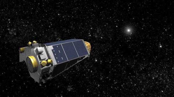 El telescopio espacial Kepler ha revelado la existencia de planetas extrasolares cuya atmósfera ha quedado completamente evaporada. (Foto Twitter/@NASAKepler).