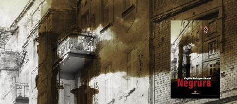 Negrura se desarrolla en la Alemania de la posguerra. (Foto: Editorial Piedra Santa).