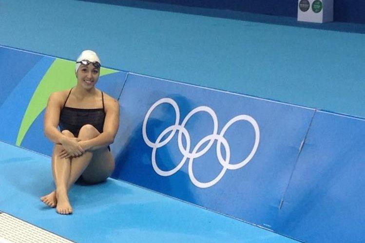 Valerie Gruest competirá en sus primeros Juegos Olímpicos. (Foto Prensa Libre: Facebook Valerie Gruest)