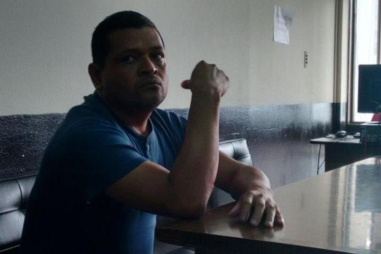 El MP dio a conocer los hechos por los que Estados Unidos pidió en extradición a Mauro Salomón Ramírez Barrios. (Foto Prensa Libre: Paulo Raquec)