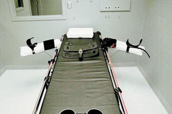 Oklahoma es el primer estado en utilizar el nitrógeno para ejecuciones. (Foto Prensa Libre: del sitio elnuevodia.com)