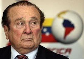 Leoz se había declarado inocente respecto al caso de corrupción dentro de la FIFA. (Foto Prensa Libre: Hemeroteca)