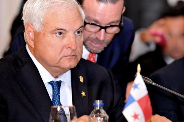 El expresidente panameño Ricardo Martinelli dice que es acusado en forma injusta. (Foto Prensa Libre: Hemeroteca PL)