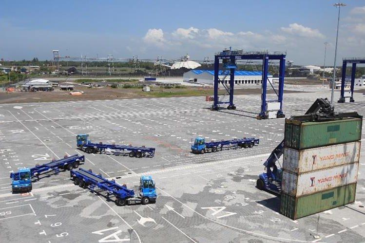 Centro de operaciones de TCQ. (Prensa Libre: HemerotecaPL)