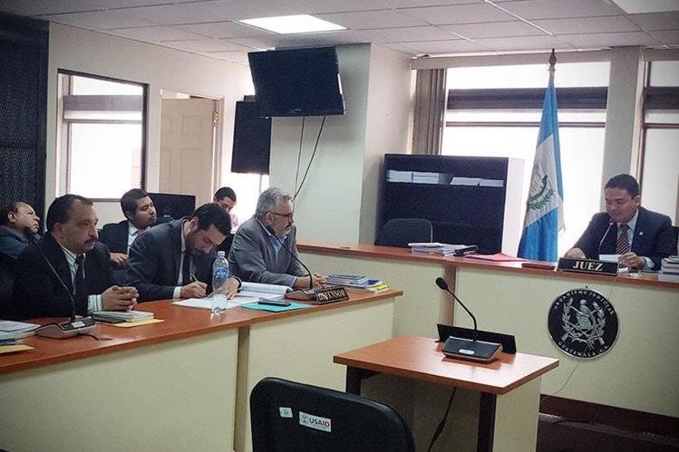Siete empresarios están procesados en la fase dos del caso Industria Militar. (Foto Prensa Libre: Cicig)