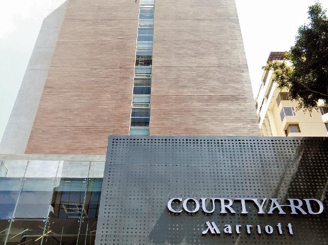 El nuevo hotel se ubica en la 1a. avenida y 12 calle, zona 10 capitalina.