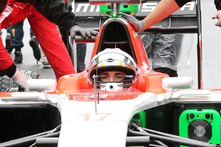 El recuerdo de Jules Bianchi acompañará con más fuerza el GP de Japón. (Foto Prensa Libre: AFP)