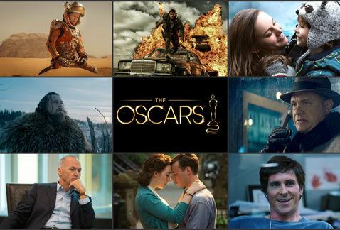 La Academia debe elegir entre ocho títulos para el premio a mejor película. (Foto Prensa Libre: Hemeroteca PL)