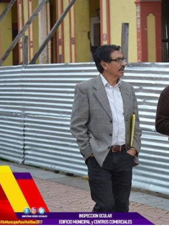 El alcalde Carlos Enrique Bautista Rodríguez.(Prensa Libre:Hemeroteca PL)