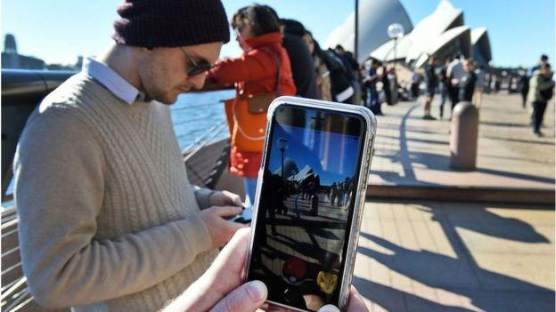 Pokémon Go se lanzó primero en Australia. América Latina sigue esperando. (GETTY IMAGES).