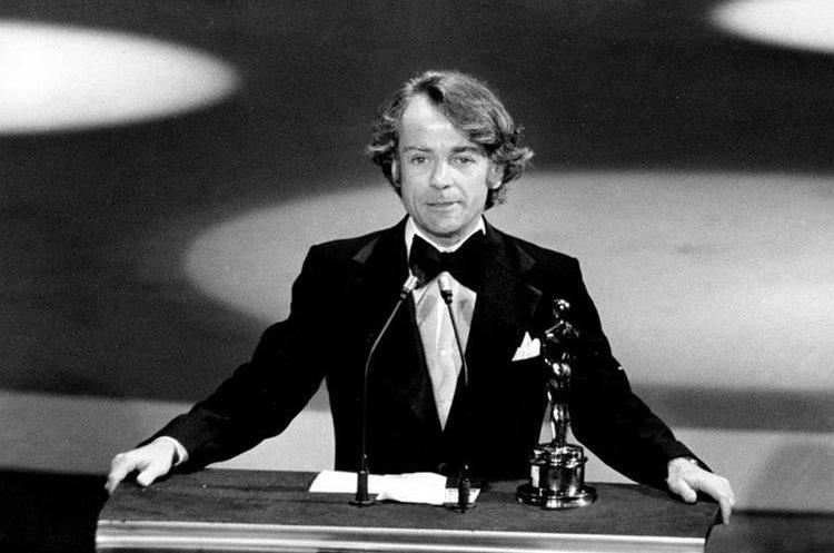 En 1977, Avildsen ganó el Oscar a mejor director por su trabajo en Rocky (Foto Prensa Libre: AP).