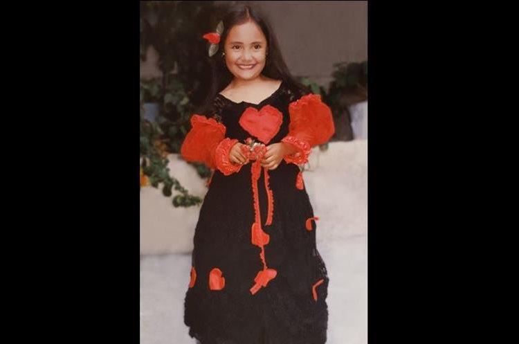 Débora ser ha sentido atraída por los concursos de belleza desde muy pequeña. (Foto Prensa Libre: Débora Puac)