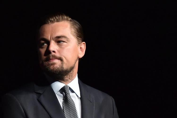 Leonardo DiCaprio dice que devolverá cualquier obsequio o donativo conectado con un fondo soberano de inversión. (Foto Prensa Libre: EFE)