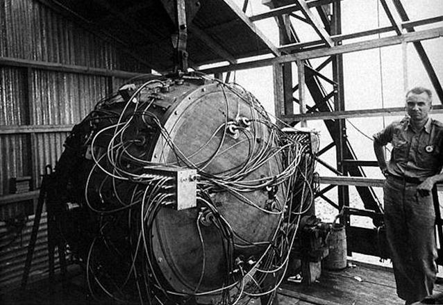 Trinity fue la primera de decenas de bombas atómicas detonadas por Estados Unidos entre 1945 y 1992. (Foto: internet)
