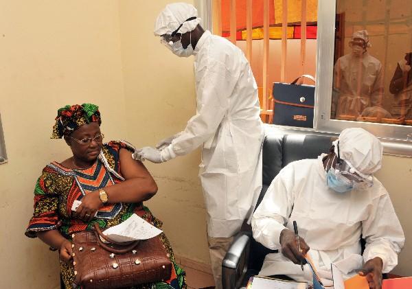 Vacuna fue probada en miles de personas expuestas al ébola en Guinea.