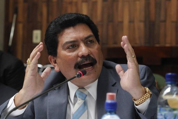 Abogado Francisco García Gudiel. (Foto Prensa Libre: Hemeroteca PL)