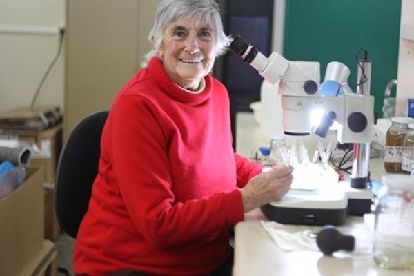 """<p>Margaret Dix ha dedicado más de 40 años a la investigación y la docencia en Guatemala (Foto Prensa Libre: Rodrigo Méndez)<br _mce_bogus=""""1""""></p>"""