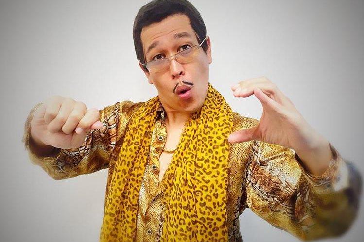 PikoTaro con su canción Pen-Pineapple-Apple-Pen ha logrado acaparar la atención mundial. (Foto Prensa Libre: Youtube/ Pikotaro)