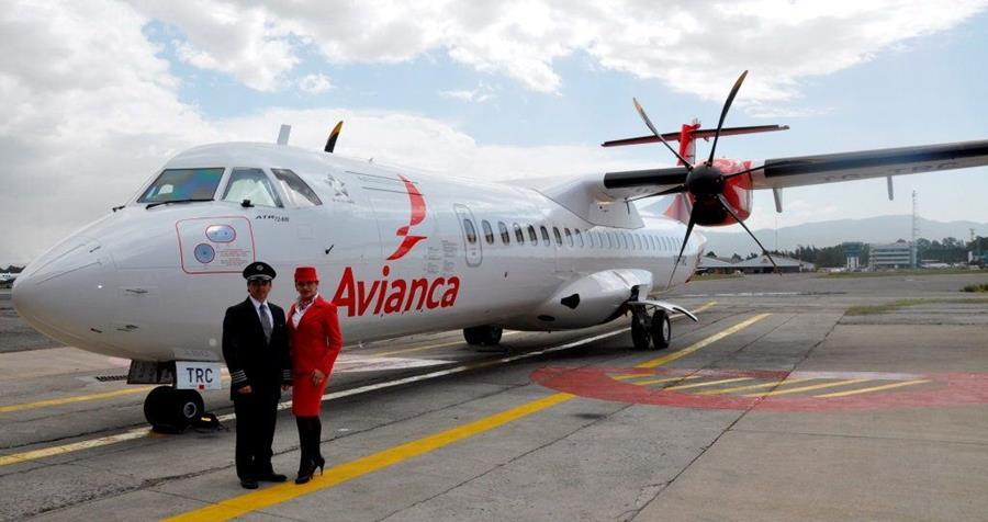 La aerolínea espera aumentar su oferta en temporada alta. (Foto Prensa Libre: Hemeroteca PL)