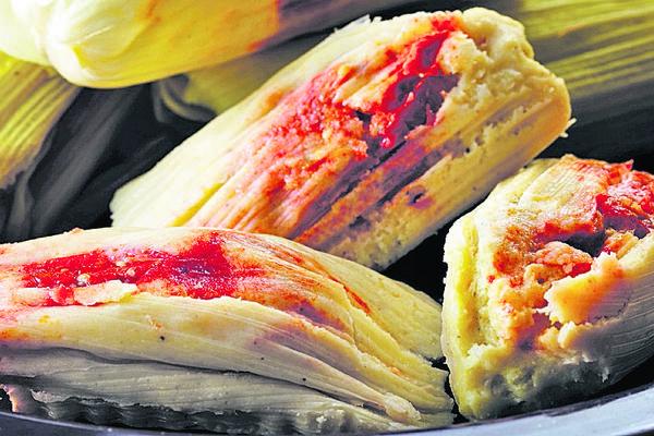 Guatemala es rica en recetas de tamales como los itchiles, chepes y tamalito de cambray, entre otros. (Foto Prensa Libre: Archivo)