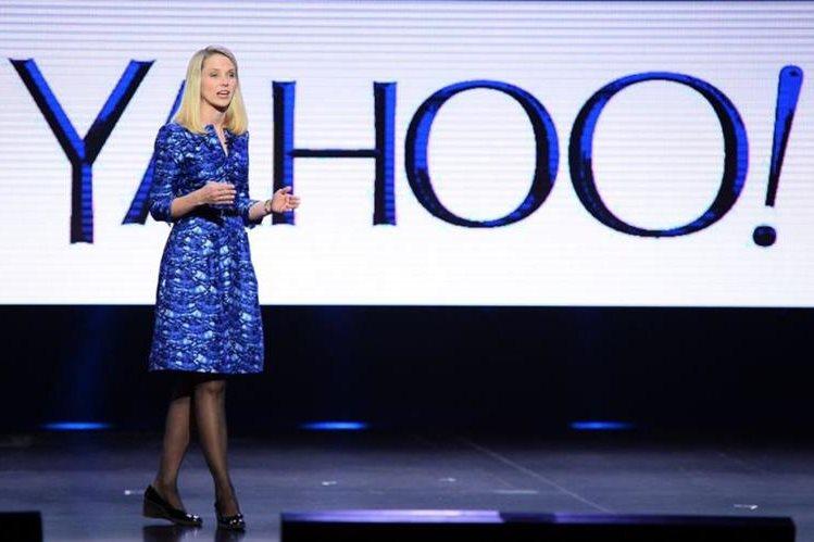 La directora general de Yahoo, Marissa Mayer, tiene en sus manos la estrategia. (Foto Prensa Libre: newyorker.com)