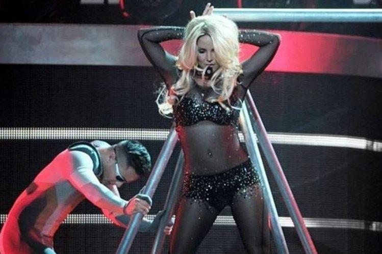 La cantante Britney Spears quiere regresar con fuerza a la escena musical. (Foto Prensa Libre: Hemeroteca PL)
