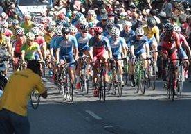 Este lunes arrancó la 56 Vuelta a Guatemala