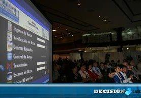 Willard Alfaro, director de informática del TSE explicará la estrategia digital para los próximos comicios en Decisión Libre. (Foto Prensa Libre: Hemeroteca PL)