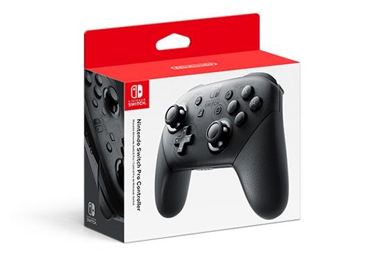El Nintendo Pro Controller trae un mensaje de agradecimiento oculto, cerca de la palanca de mandos. (Foto Prensa Libre: Nintendo)