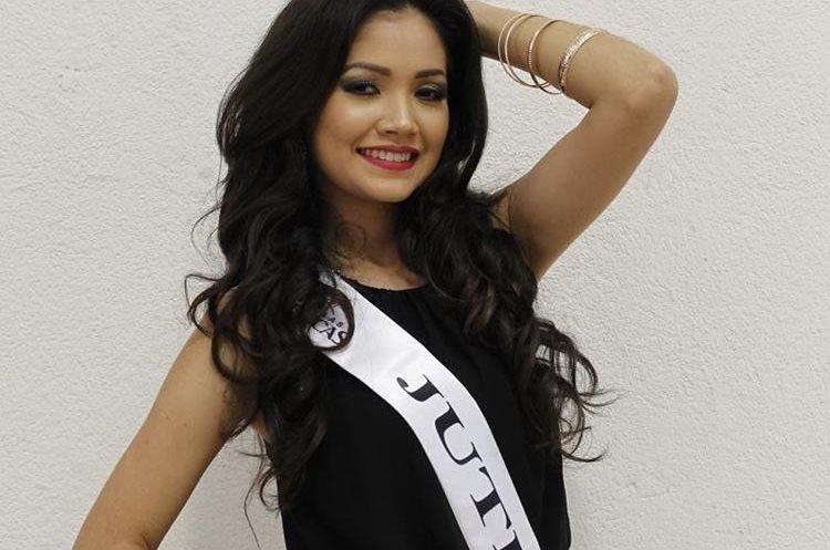 Iliana Cecilia Arriaga representa Jutiapa