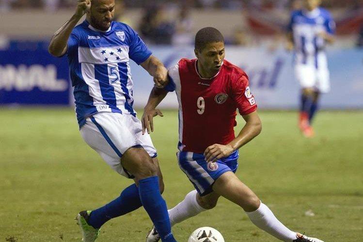 El costarricense Álvaro Saborío se retirará del futbol activo. (Foto Prensa Libre: Hemeroteca PL)