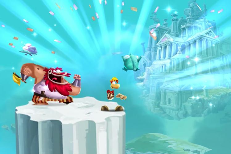 El juego, disponible para dispositivos iOS y Android, se inspira en la Grecia clásica.