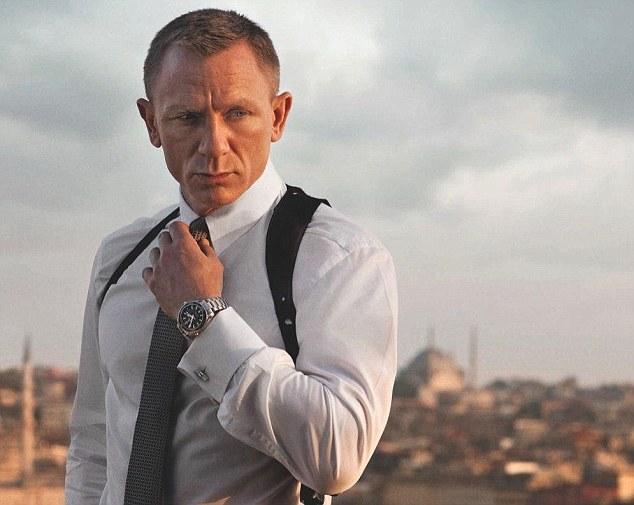El actor británico Daniel Craig ya se cansó de interpretar al famoso agente 007.