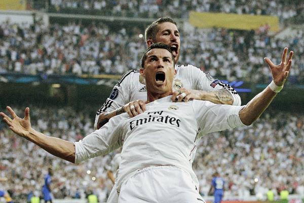 Cristiano Ronaldo es la figura que todos quieren ver en acción. (Foto Prensa Libre: Hemeroteca)