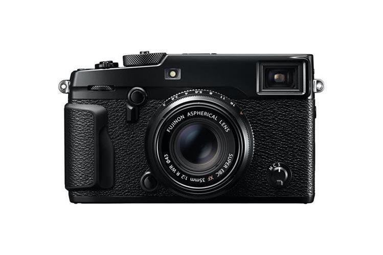 """La X-Pro2 es el """"peso pesado"""" de las nuevas cámaras de Fuji (Foto Prensa Libre: Fujifilm)."""
