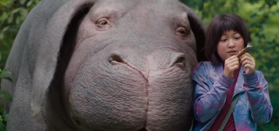 La película Okja también fue saboteada durante la pasada edición del Festival de Cannes. (Foto Prensa Libre: YouTube)